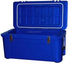 65L Roto Molded Ice Cooler Box.