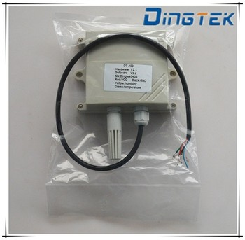 DT200 High quality cheap price analog output 0-10v rs485 digital electronics temperature humidity sensor with high accuracy