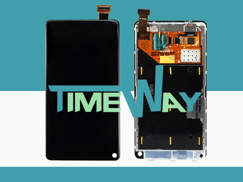 Hot selling LCD with touch for Nokia N9, digitizer with touch screen for Nokia N9,lcd digitizer for Nokia N9