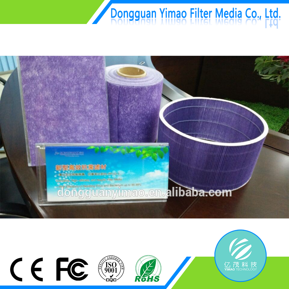 YMR95 mask material for face mask