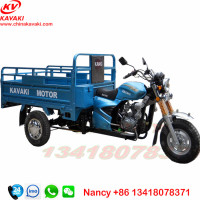 Strong Tricycle Frame 50*70 150cc Popular Africa Cargo custom three wheel motorcycle