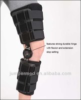 kn-603 Cool durable flexion and extension Knee and leg orthoses Operative ROM/dial post-op hinged Knee brace