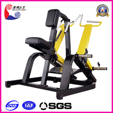 plate loaded sprofessional eated rowing machine /human sport equipment