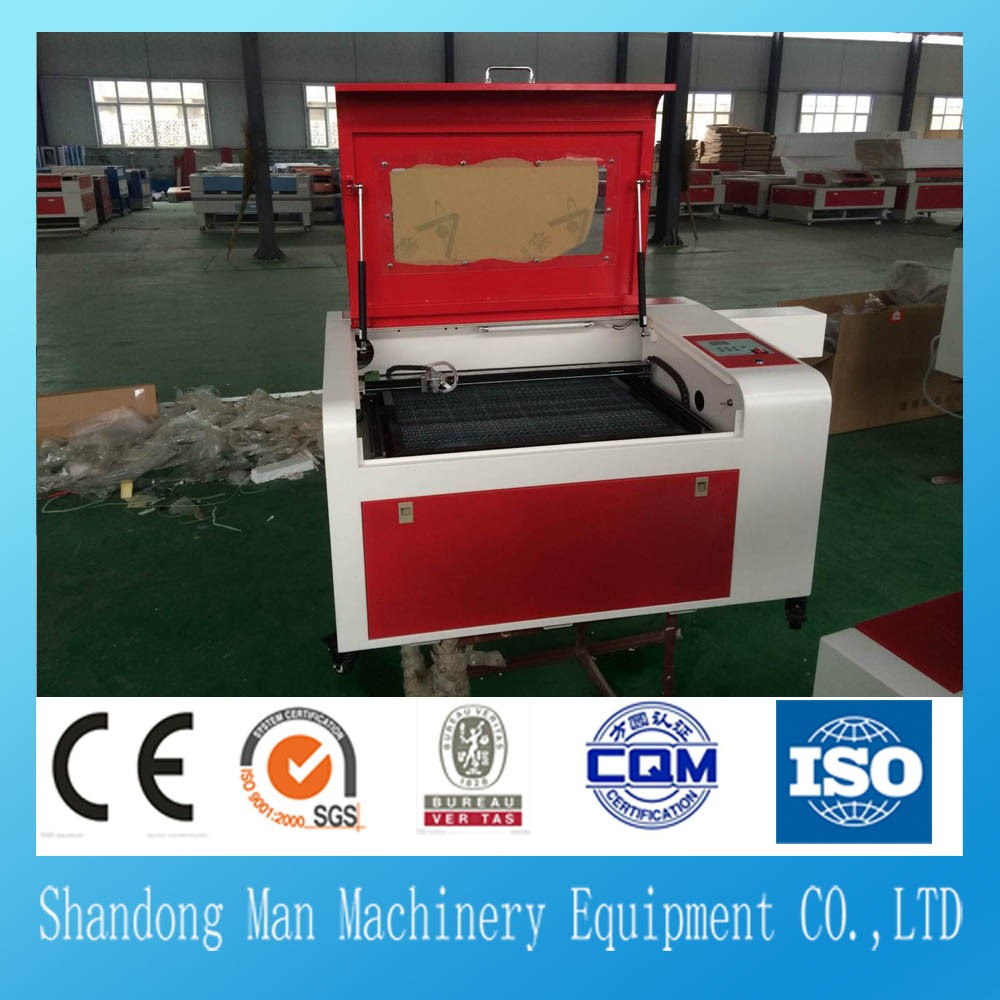 640 label engraving machine plastic/ cnc laser engraving machine best price
