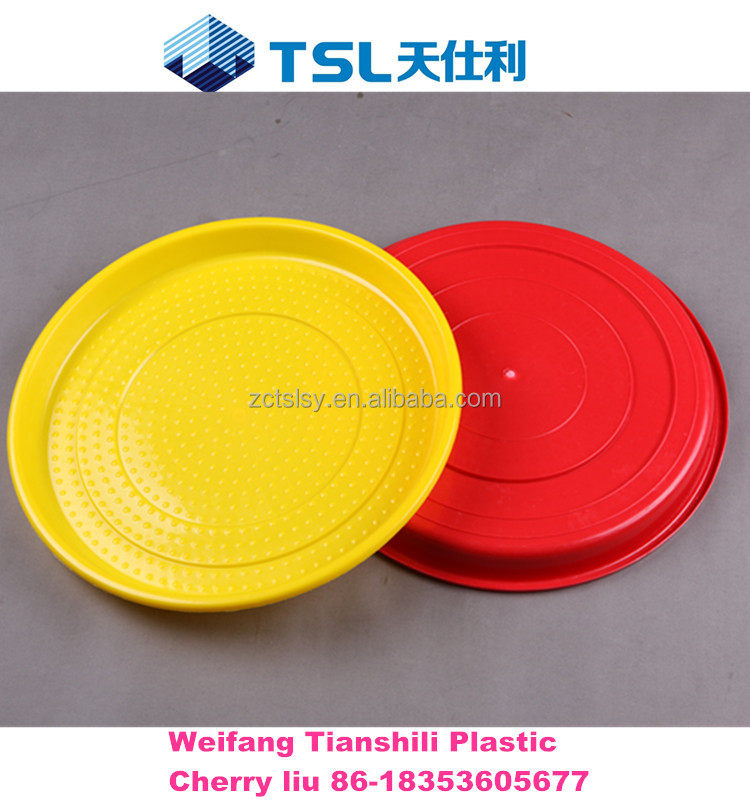 high quality cheap china plastic feed tray