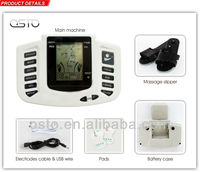 New TENS EMS muacle stimulator/Electrical Muscle Stimulator AST-803A