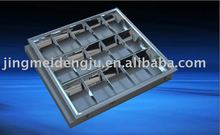 T8 Grille lamp fixture 3x20w (grille lamp,grid lamp)