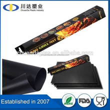 FDA Approved bbq grill mats cooking mat China gold supplier premium quality