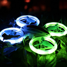 Fashion Kids RC Drone Toy Mini Led Drone For Christmas Gifts