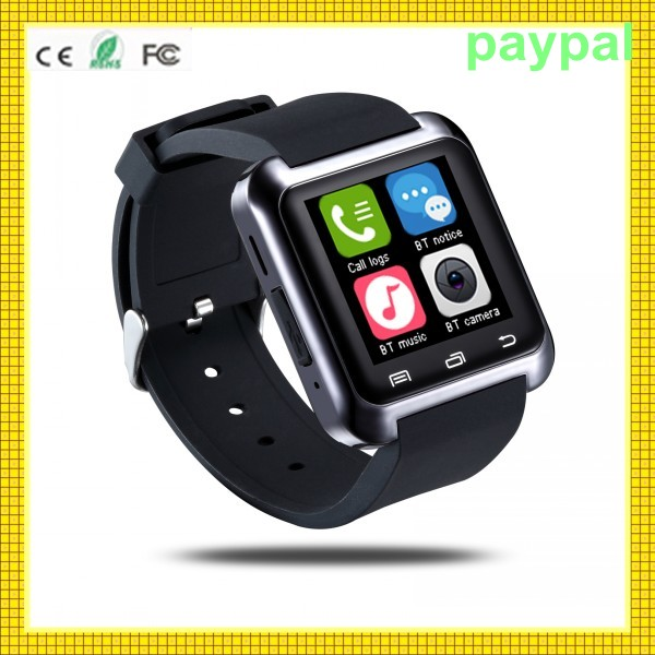 Long battery life hand watch mobile phone