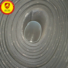 Hot Sale Customized High Tensile Strength Durable NR NBR SBR CR Neoprene Rubber Sheet With Cotton Cloth Insertion