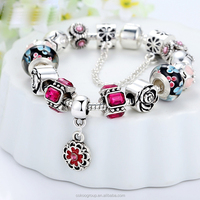 Fashion unique bead bracelet DIY jh jewelry bangles jewelry with beads bracelet/bangle bracelet as gifts