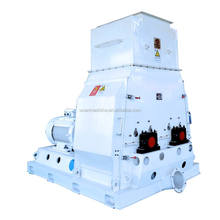 Diesel hammer mill YSG65x75 wood chips crusher