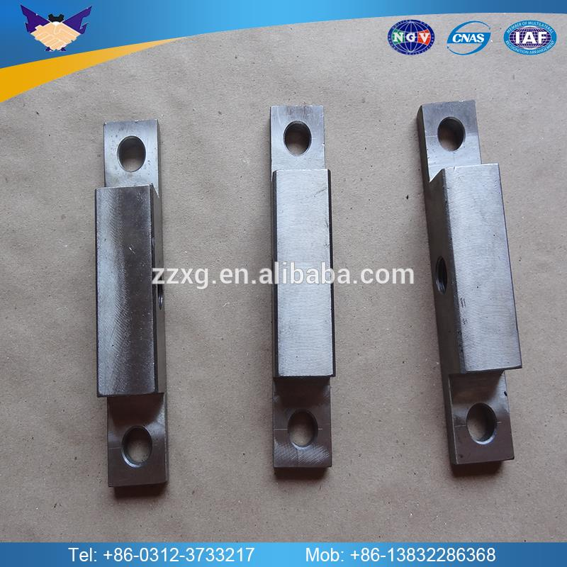 China customized ISO 9001 heavy duty cnc machining spare part