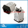 High Quality emi emc filter Manufacturer 250V 380V 440V Three Phase Inverter EMC EMI RFI Power Line Noise Filter