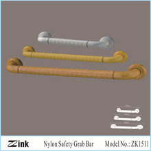 Bathroom accessory safety nylon disabled grab bar handrail