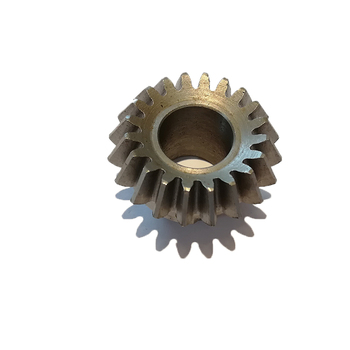 flexible rack and pinion gears