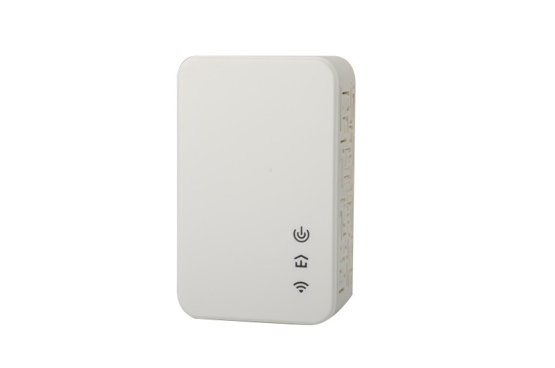 PLC wireless power line adapter communication up to 500mbps