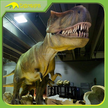 KANOSAUR1021 Indoor Playground Robotic Animatronic Dinosaur King