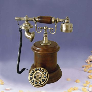 Elegant reproduction antique telepphone
