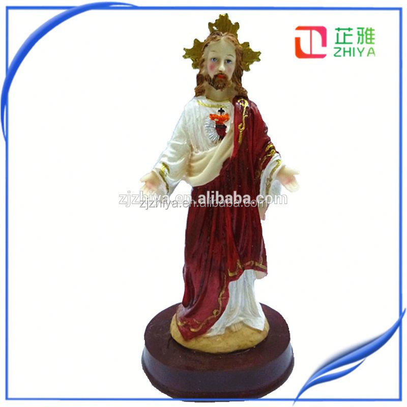 resin holy bull statue wholesale