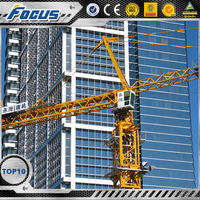 C5013(1.4m) Engineering & Construction Machinery Fixed Tower crane ,tower crane accessories