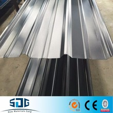New products galvanized corrugated steel sheet / steel roofing types of iron sheets export to Papua New Guinea