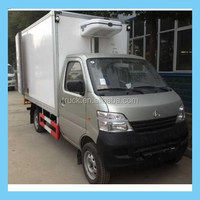 2 Tons Mini Refrigerated Van Trucks For Sale1.5 Ton Trucks For Sale
