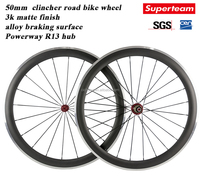 wheels carbon 23mm width wheelset 700c carbon and aluminum set wheels carbon aluminum carretera road bike wheels