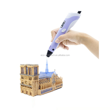Children's 2nd Generation 3D Magic Pen Printing 3D Pen
