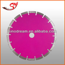 110mm Segmented Cold Pressed Diamond Saw Blade For Marble