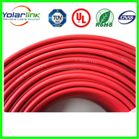 Top Quality Factory Price 4mm 6mm 10mm 16mm 25mm 35mm Flexible XLPE Solar Cable