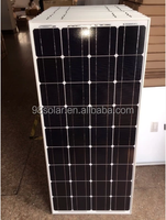 A-grade cell pv panel high efficiency mono 100W home solar panel