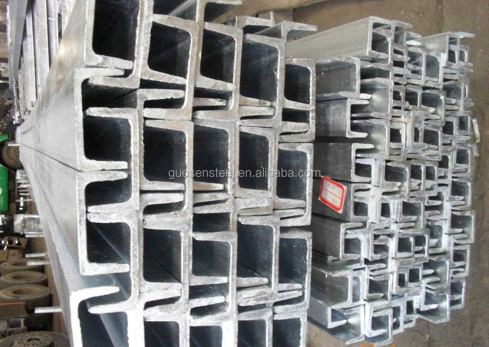 Channel Steel with Top Quality and Best Price from Factory