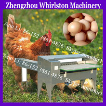 Newest automatic egg collecting machine for sale