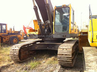 used volvo wheel excavator, volvo excavator parts,used daewoo wheel excavator