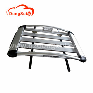 4X4 Universal Car Roof Rack Auto Roof Luggage Carrier Cargo Basket Carrier Basket
