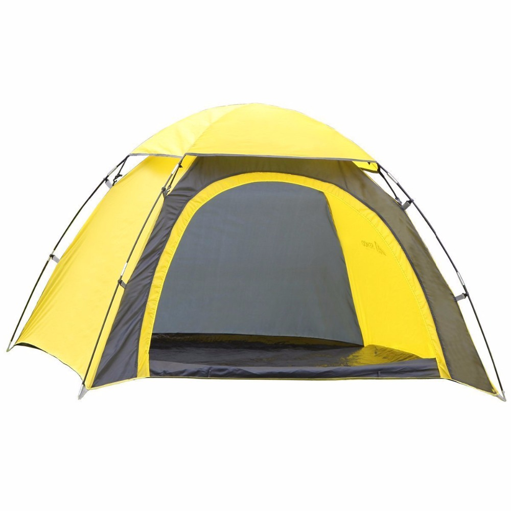 2-3 Person Lightweight Waterproof Camping Traveling Outdoor Family Dome Tent