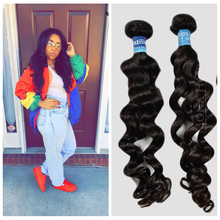 Unprocessed Brazilian Loose Wave Selective Professional Hair Products