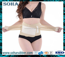 Self heating medical sacro lumbar support belt for back pain relief