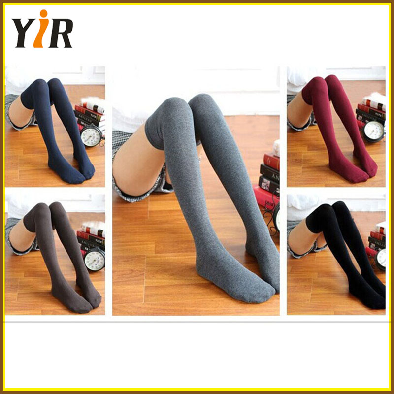 Hot selling women Knee high stockings