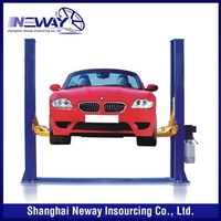 Cheaper competitive 2 post vehicle car lift for sale
