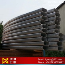 OEM 13 Meter 6061 T6 Bending Aluminum Extrusion Profile For Tent