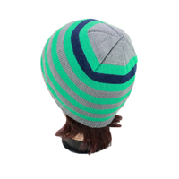HZM-13351010 new fashion funny winter custom wholesale new york stripe hot hats