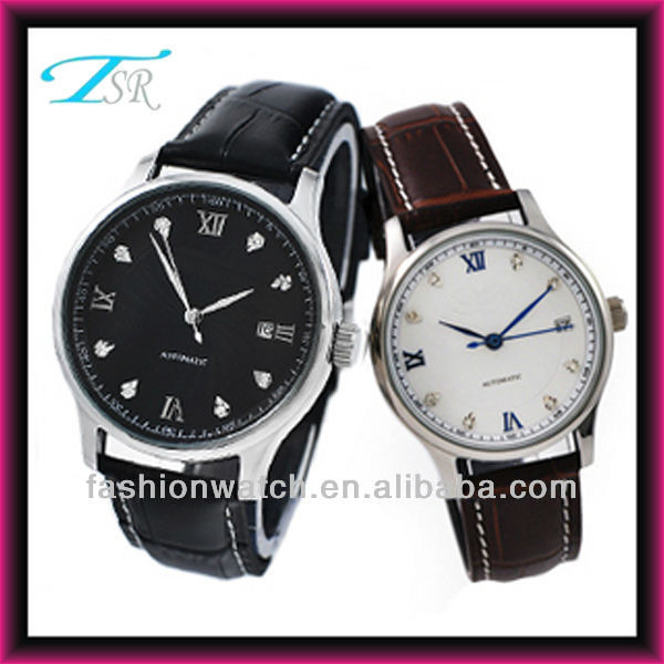 2013 shenzhen lover sl68 movt/ pc21s movt pair watch