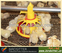 Multi-functional plastic automatic chicken feed tray for broiler and chicken