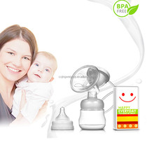lithium battery powered electric rechargeable automatic handsfree portable quiet safety baby electric breast pump