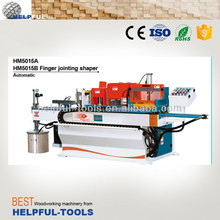 Helpful Brand Shandong Weihai automatic finger joint cutting machine HM5015A HM5015B, automatic finger jointing machine