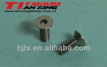DIN 7991 Titanium Hexagon Socket Counter Sunk Head Screw