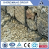 Alibaba com Galvanized and PVC Coated Gabion Box for hot sale